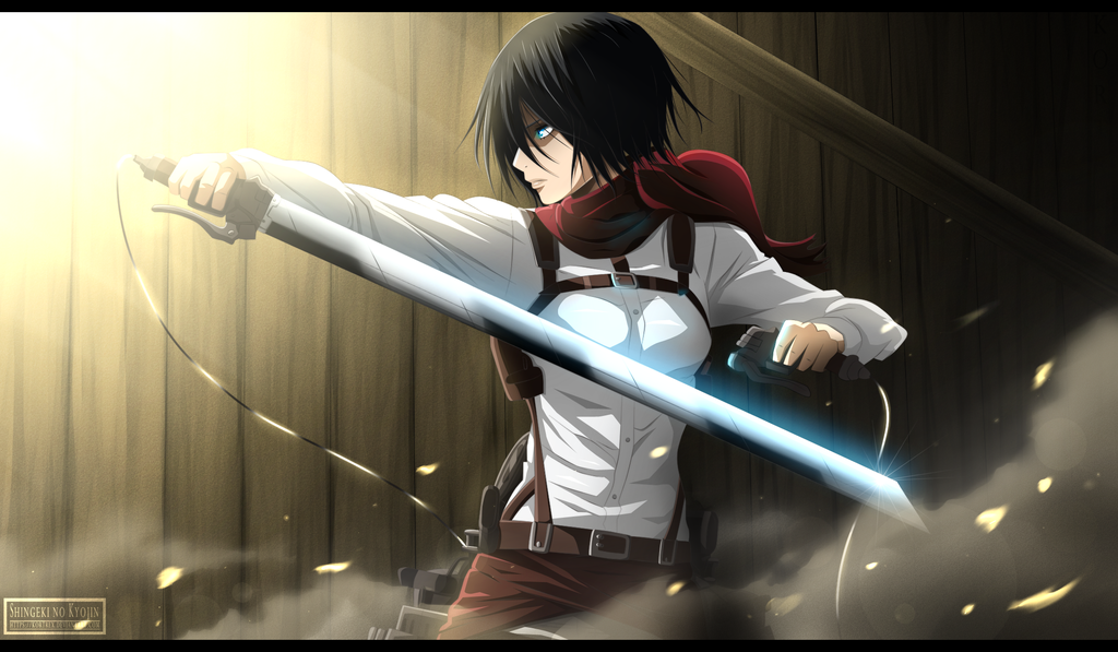 8 Facts About Mikasa Ackerman You Probably Didn T Know Discover Diary