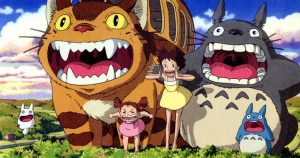 Anime Movies My Neighbour Totoro