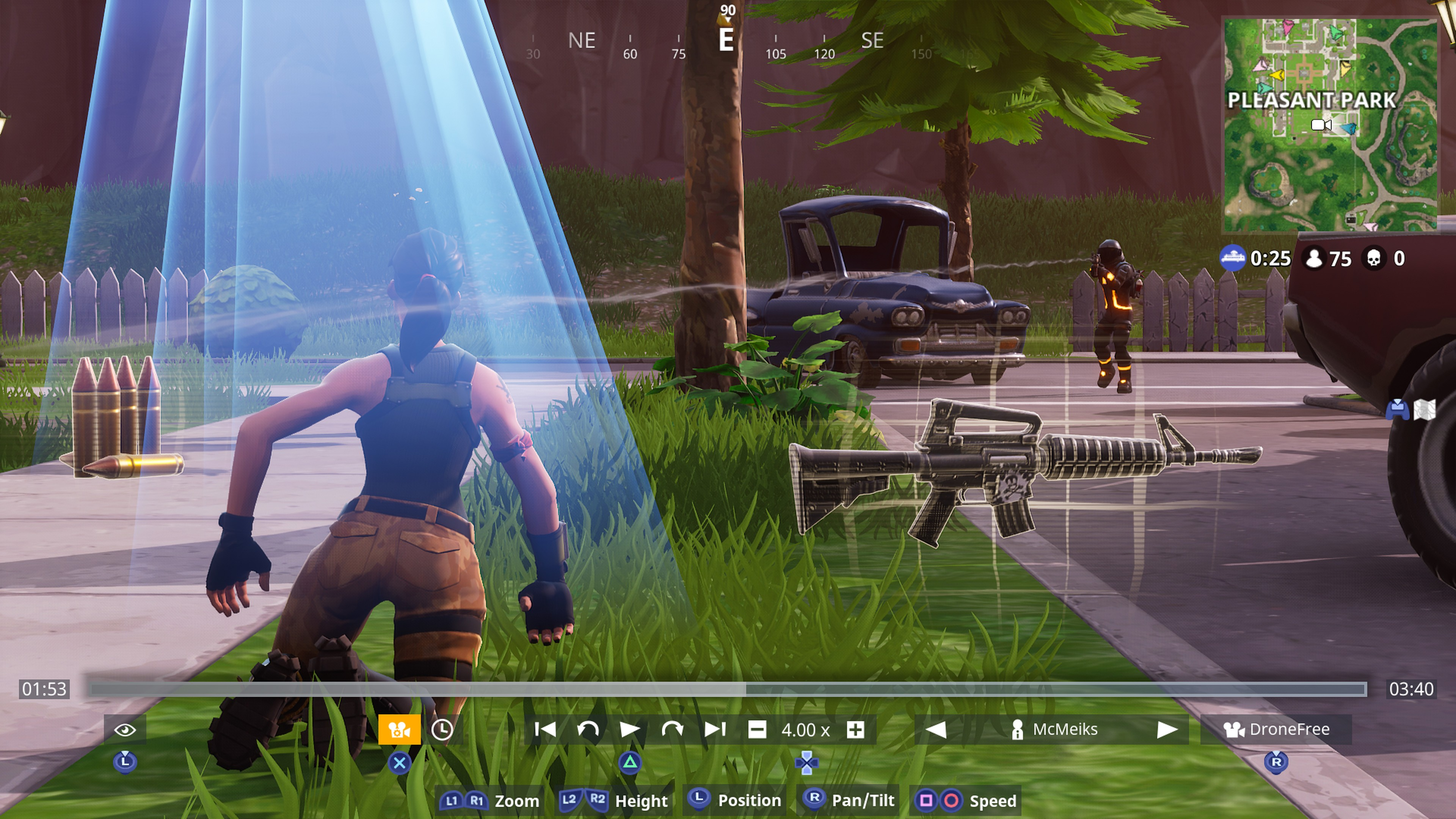 Epic Games Disabled Replays in Fortnite