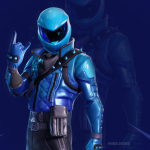 Exclusive Honor Guard Fortnite Skin