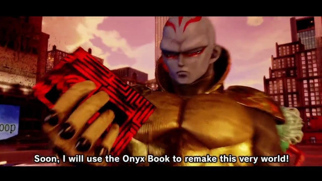 The Onyx Book