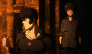 Psycho-Pass- Best Anime Of Fall 2019