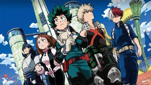 My Hero Academia - Best Anime Of Fall 2019
