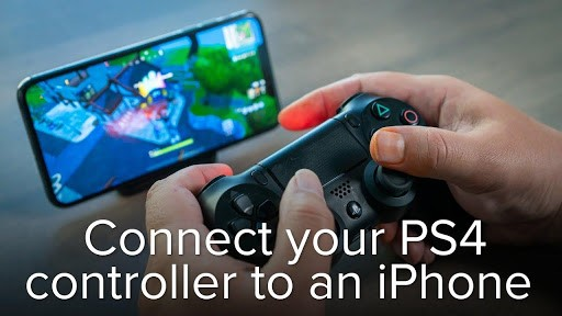 PS4 Connect to iPhone or iPad