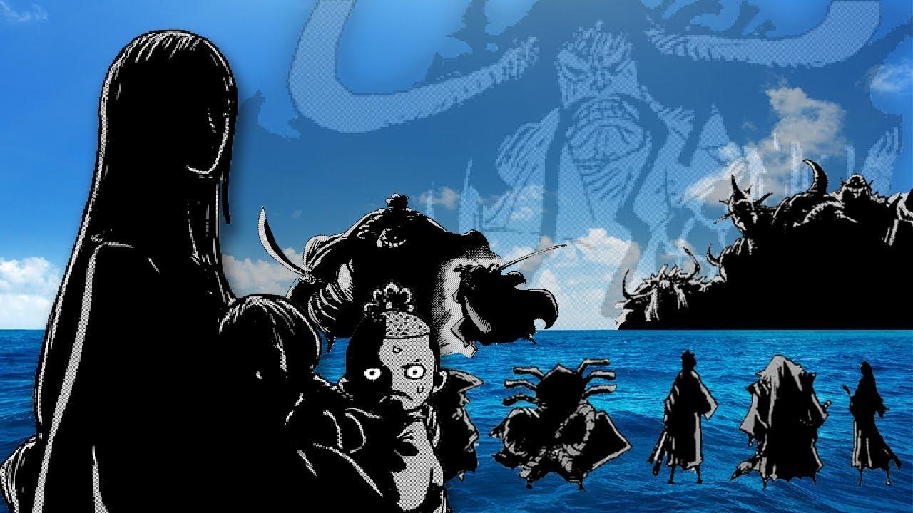 One Piece Raw 965