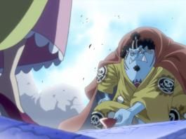 One Piece 976 raw scans