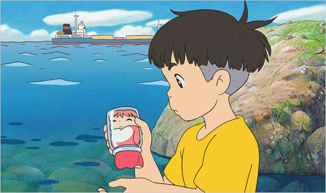 Learn About Studio Ghibli - The Creators of the Ponyo Movie
