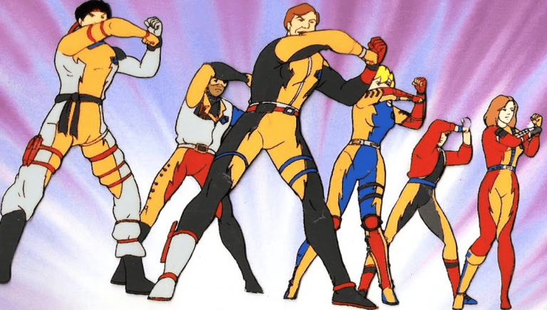 A Look Back at the Cartoon Classic the Bionic Six