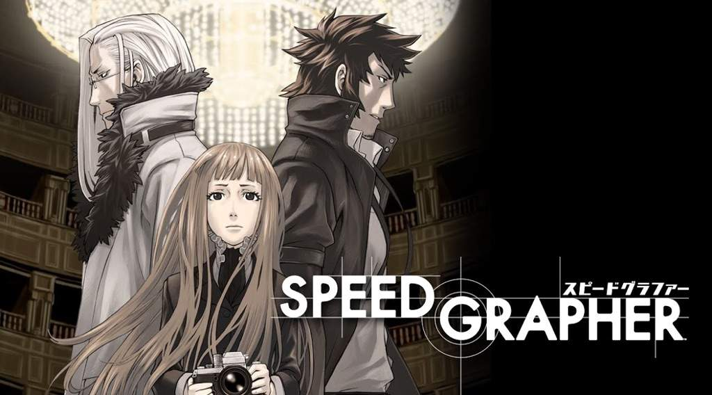 Speed Grapher: Don't Miss This Action-Packed Anime